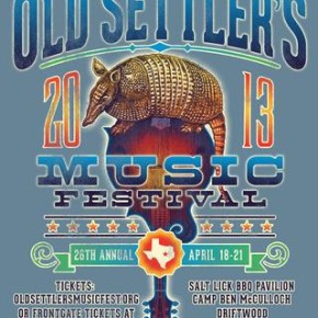 Old Settler's Music Festival Set for April 18-21