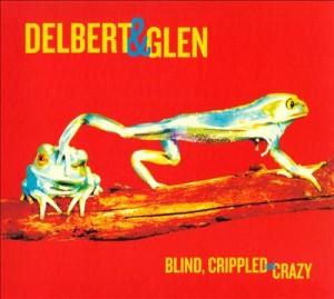 Delbert & Glen CD cover