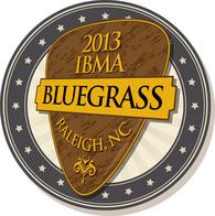 2013 IBMA logo