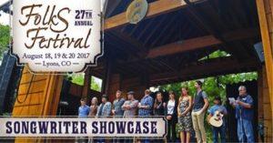 2017 Songwriter Showcase